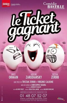 LE TICKET GAGNANT