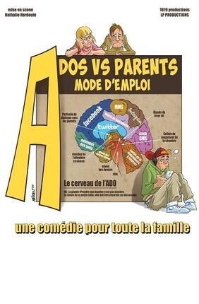 ADOS VS PARENTS MODE D'EMPLOI Au Rideau Rouge