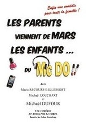 LES PARENTS VIENNENT DE MARS, LES ENFANTS DU MC DO ! (Le Spotlight)