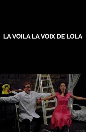 LA VOILA LA VOIX DE LOLA (Irigny)