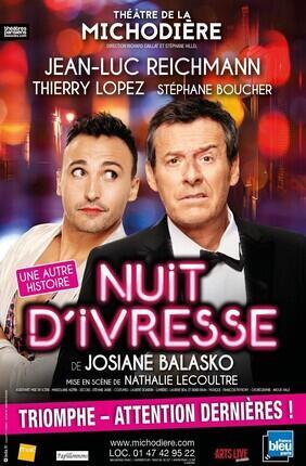 NUIT D'IVRESSE AVEC JEAN-LUC REICHMANN