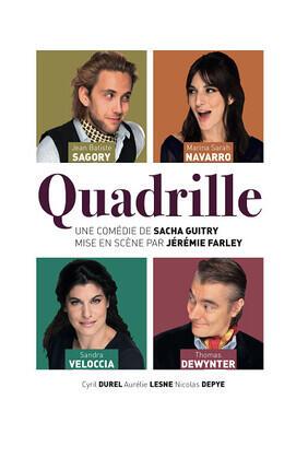 QUADRILLE (Essaion Theatre)