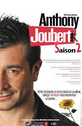 ANTHONY JOUBERT DANS SAISON 2 (Versailles)