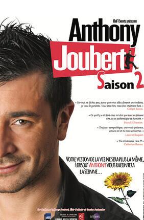 ANTHONY JOUBERT DANS SAISON 2 (Cafe Theatre des Chartrons)