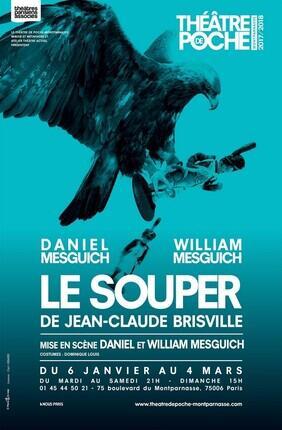 LE SOUPER (Theatre de Poche Montparnasse)