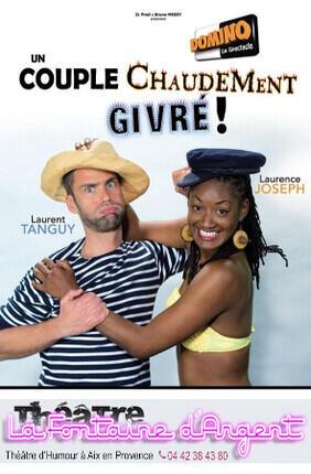 DOMINO, UN COUPLE CHAUDEMENT GIVRE (Aix en Provence)