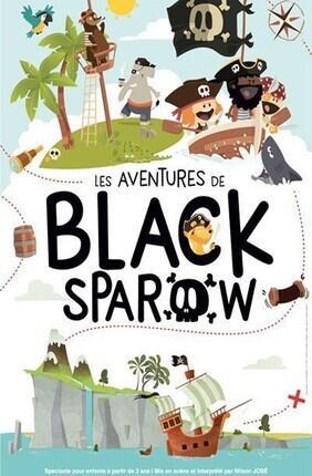 LES AVENTURES DE BLACK SPAROW
