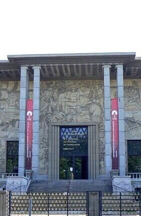 VISITE GUIDEE  LE PALAIS DE LA PORTE DOREE AVEC PARIS HISTORIQUE