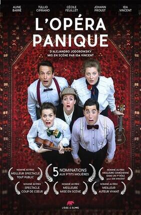 L'OPERA PANIQUE (Essaion Theatre)