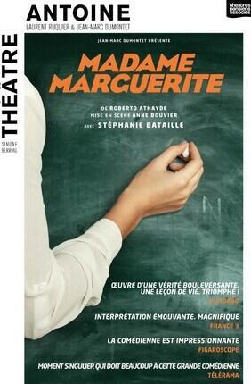 MADAME MARGUERITE (Théâtre Antoine)