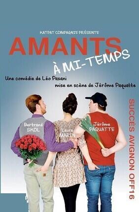 AMANTS A MI-TEMPS (Le Theatre de Jeanne)