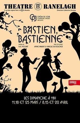 BASTIEN BASTIENNE (Theatre Le Ranelagh)