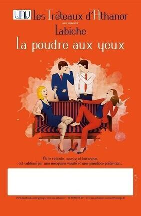 LA POUDRE AUX YEUX (Divine Comedie)