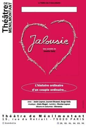 JALOUSIE (Theatre de Menilmontant)