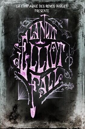 LA NUIT D'ELLIOT FALL (Theatre de Menilmontant)