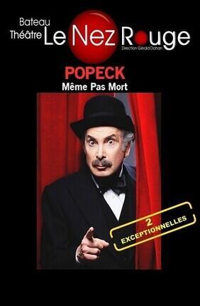 POPECK DANS MEME PAS MORT (Le Nez Rouge)
