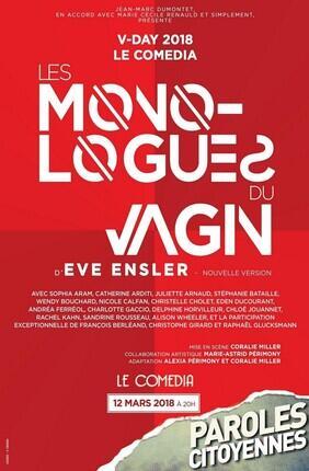 LES MONOLOGUES DU VAGIN (Theatre Comedia)