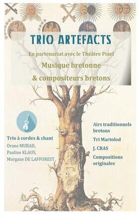 TRIO ARTEFACTS - MUSIQUE ET REPRESENTATION DE L'AMOUR AU JOLI MOIS DE MAI