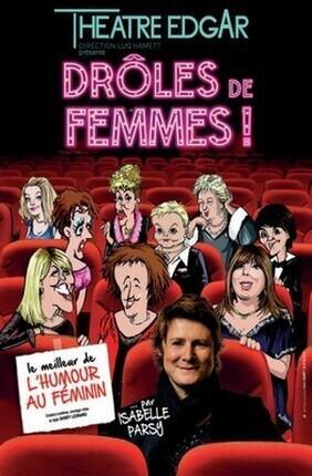 DROLES DE FEMMES PAR ISABELLE PARSY