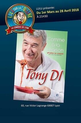 TONY DI DANS COMME A LA MAISON (FATTO IN CASA)