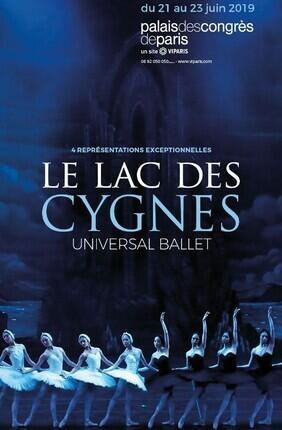 LAC DES CYGNES - UNIVERSAL BALLET