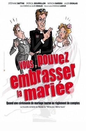 VOUS POUVEZ EMBRASSER LA MARIEE (Le Chateau d'Oleron)
