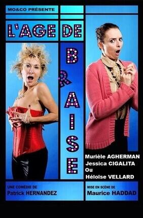 L'AGE DE BRAISE (Comedie Paka)