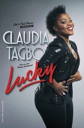 CLAUDIA TAGBO DANS LUCKY - FESTIVAL PERFORMANCE D'ACTEUR (Cannes)