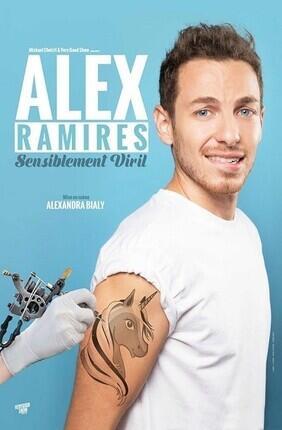 ALEX RAMIRES DANS SENSIBLEMENT VIRIL - FESTIVAL PERFORMANCE D'ACTEUR (Cannes)