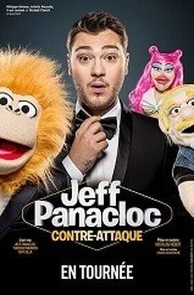 JEFF PANACLOC CONTRE-ATTAQUE - FESTIVAL PERFORMANCE D'ACTEUR (Cannes)
