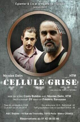 CELLULE GRISE (Abc Theatre)