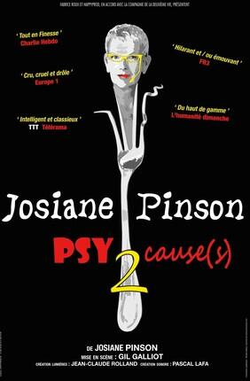 JOSIANE PINSON DANS PSYCAUSE(S) 2