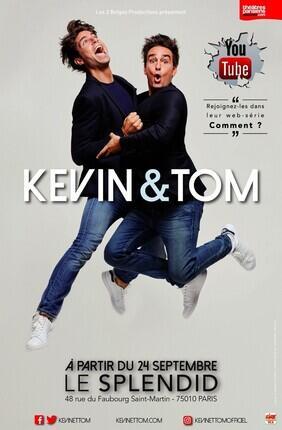 KEVIN ET TOM (Le Splendid)