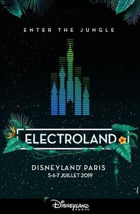 ELECTROLAND - DISNEYLAND PARIS®