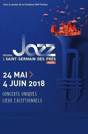 FESTIVAL JAZZ A SAINT GERMAIN DES PRES - GRAND AMPHITHEATRE - PANTHEON ASSAS