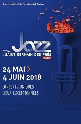 FESTIVAL JAZZ A SAINT GERMAIN DES PRES - GRAND AMPHITHEATRE - SORBONNE