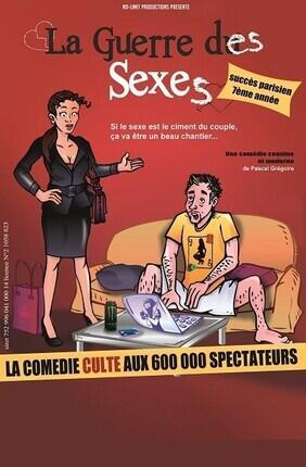 LA GUERRE DES SEXES (Comedie de Nice)