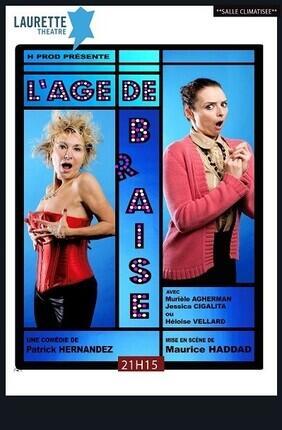 L'AGE DE BRAISE - Laurette Avignon
