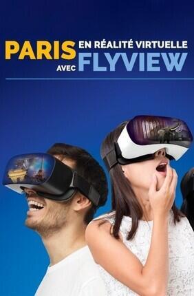 FLYVIEW : DECOUVREZ PARIS EN REALITE VIRTUELLE