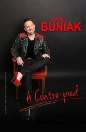 DAVID BUNIAK DANS A CONTRE PIED