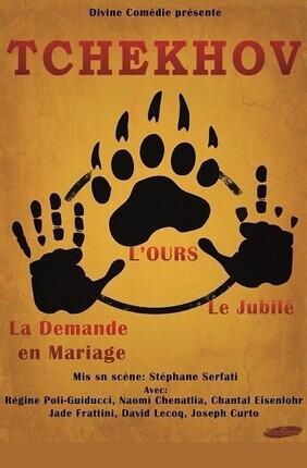 LA DEMANDE EN MARIAGE ET L'OURS - Divine Comedie