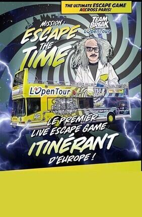 1ER ESCAPE GAME ITINERANT D'EUROPE