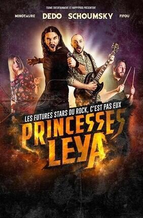 PRINCESSES LEYA (Le Rouge Gorge)