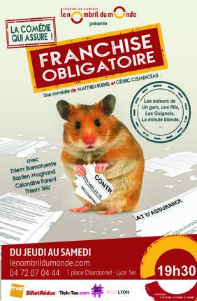FRANCHISE OBLIGATOIRE - Le Nombril du Monde