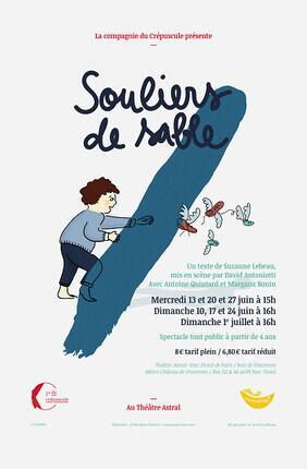 SOULIERS DE SABLE