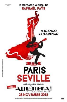 PARIS SEVILLE DE RAPHAEL FAYS