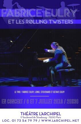 FABRICE EULRY ET LES ROLLING TWISTERS