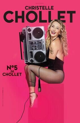 CHRISTELLE CHOLLET DANS N°5 DE CHOLLET (Versailles)