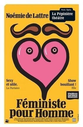 NOEMIE DE LATTRE DANS FEMINISTE POUR HOMME