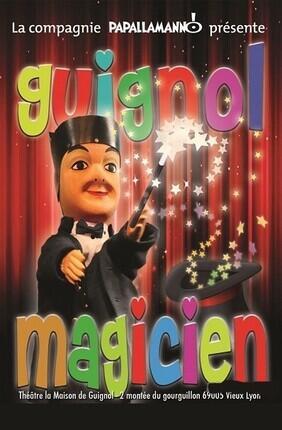 GUIGNOL MAGICIEN